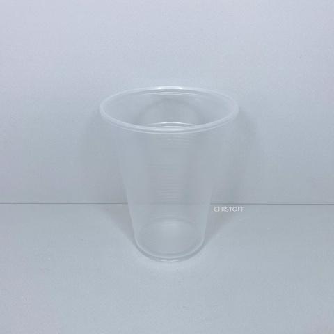 Стакан пластиковый одноразовый 500 мл (50 шт.)