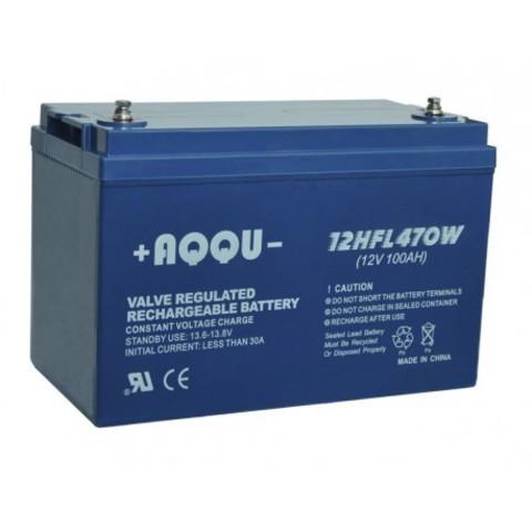 Аккумулятор AQQU 12HFL470W
