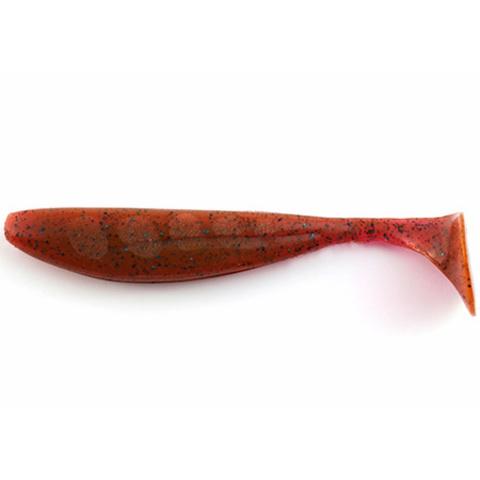 Силиконовая приманка FishUp Wizzle Shad цвет № 016 - Lox/Green & Black