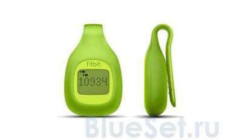 Трекер-Шагомер Fitbit Zip Wireless Activity Tracker Charcoal lemon (Лимонный)