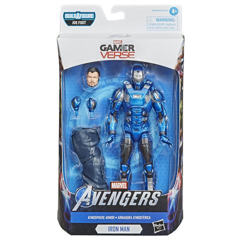 Marvel Legends Series: Iron Man Atmosphere Armor (GamerVerse) || Железный Человек