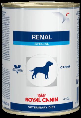 Royal Canin Renal Special для привередливых собак при ХПН