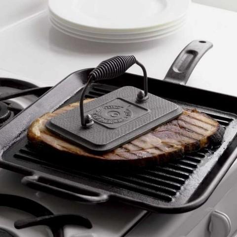 Сковородка-гриль квадратная , артикул P12SGR3