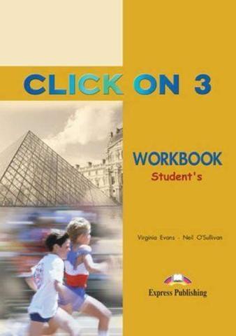 Click On 3. Workbook. Pre-Intermediate. Рабочая тетрадь