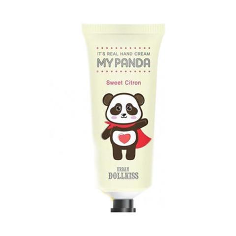 Urban Dollkiss It's Real My Panda Hand Cream #03 SWEET CITRON