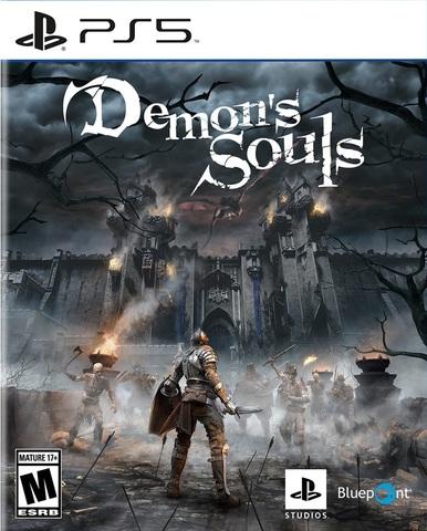 Demon's Souls (PS5, русские субтитры)
