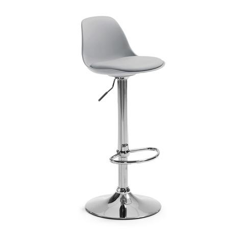 Барный стул Orlando серый