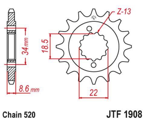 JTF1908