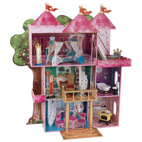 KidKraft Книга сказок - кукольный домик с мебелью 65878