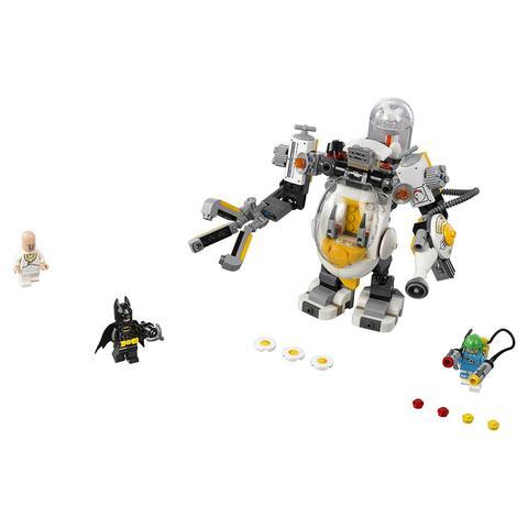 LEGO Batman Movie: Бой с роботом Яйцеголового 70920 — Egghead Mech Food Fight — Лего Бэтмен Муви