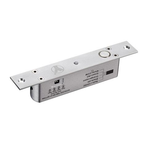 YB-200 (LED) Электроригельный замок со световой индикацией, датчиком состояния двери и таймером задержки YLI ELECTRONIC