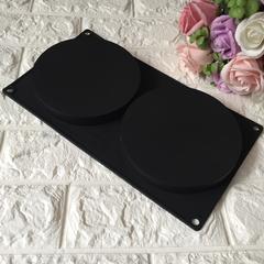 Силиконовая форма для выпечки ДИСК ПЛОСКИЙ Диаметр 12 см, диаметр 14 см