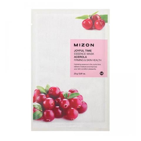 Mizon Joyful Time Essence Mask ACEROLA укрепляющая и оздоравливающая маска с экстрактом ягод ацеролы