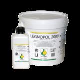 Lechner LEGNOPOL 2000 (9+1 кг) двухкомпонентный полиуретановый паркетный клей (Италия)