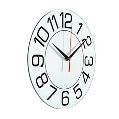 Настенные часы Ideal 930 белые