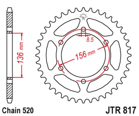 JTR817