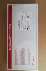 18.1325 Microvette для определения скорости оседания эритроцитов (СОЭ) с цитратом натрия (4NC). В уп./50 шт./Sarstedt AG &Co., Германия/