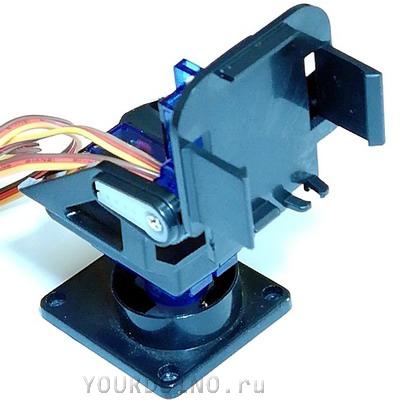 Кронштейн для сервоприводов SG90/MG90