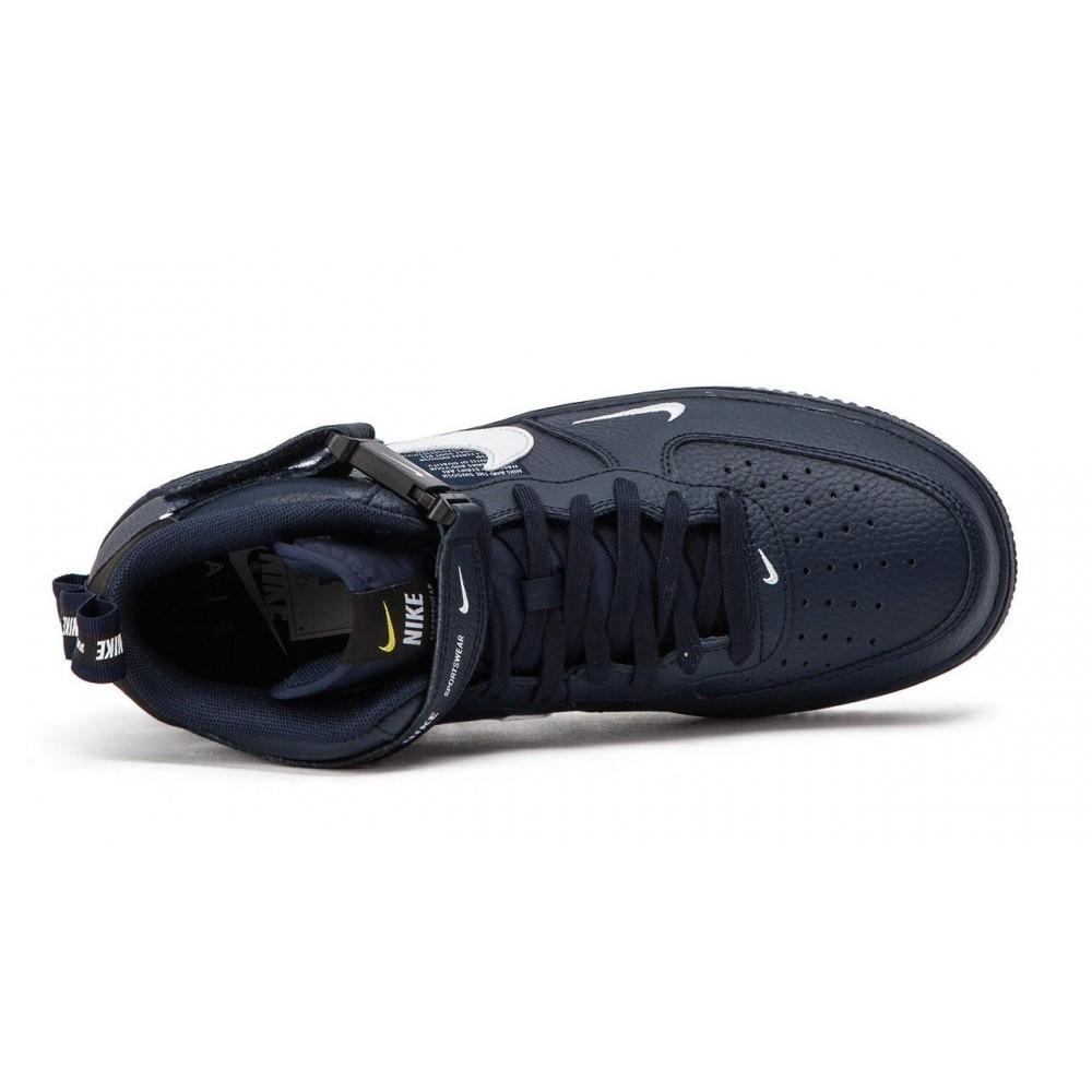 Nike Air Force 1 Mid LV8 Blue