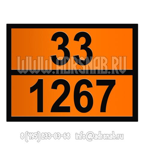 33-1267 (НЕФТЬ СЫРАЯ)