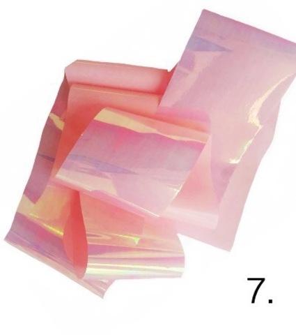 Битое стекло для дизайна ногтей №7 купить за 100руб