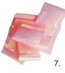 Битое стекло для дизайна ногтей №7