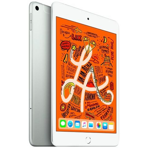 Apple iPad Mini (2019) 64GB Wi-Fi Silver