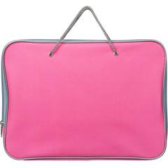 Папка-портфель Attache нейлоновая А4 розовая (340x260 мм, 1 отделение)