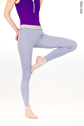 Ziphirus leggings basic | grey