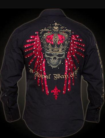 Рубашка Rebel Spirit LSW141667