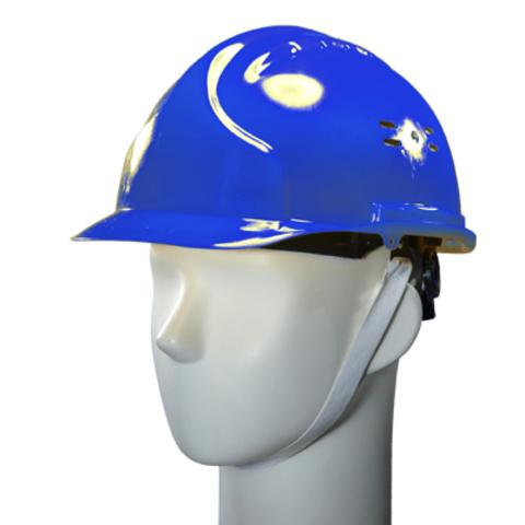 Каска защитная синяя ИСТОК ЕВРО