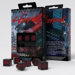Cyberpunk Red Essential Dice Set (4D6 & 2D10)