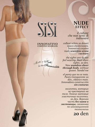 Колготки Nude Effect 20 Sisi