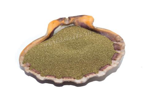 Золотистый кварцевый песок 1 кг.