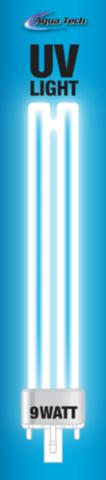 UVC-PL Ersatzlampe 9 W (FN220109) Запасная УФ-лампа
