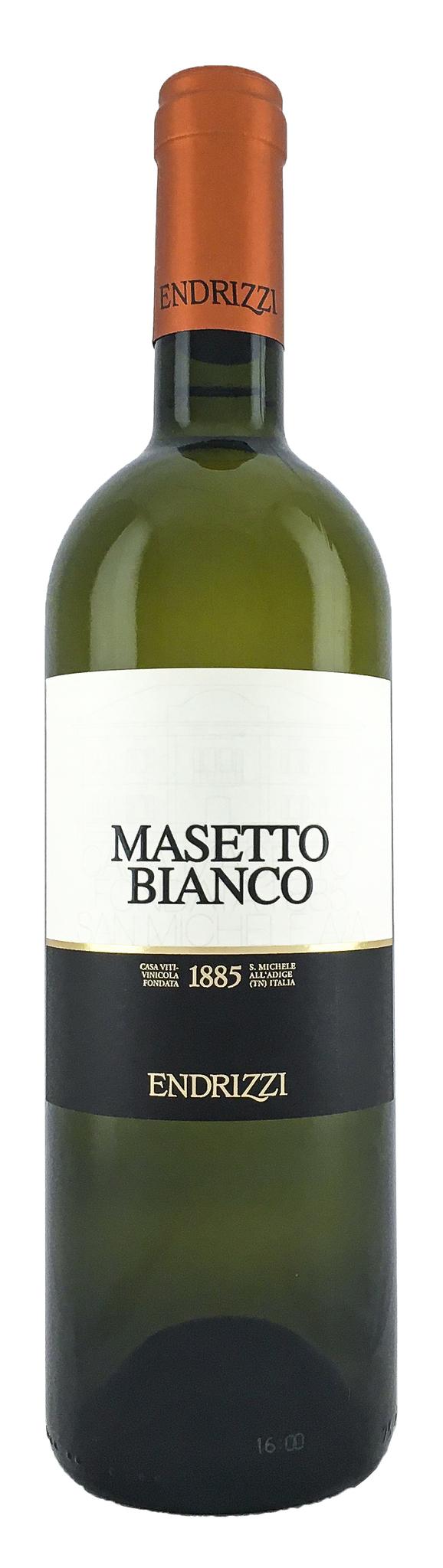 Вино Мазетто Бианко виноград. белых доломит.альп сухое белое з.г.у.рег.Трентино Италия кат.IGP 0,75л