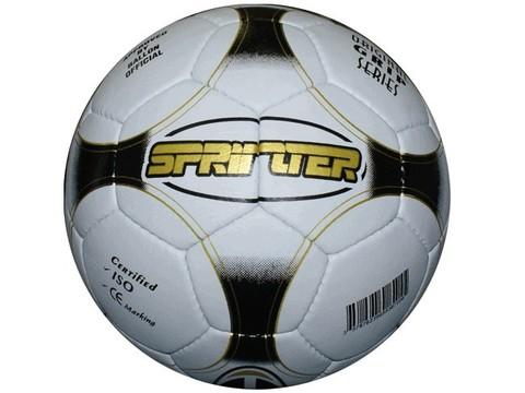 Мяч футбольный SPRINTER, 4 слойный, вес 410-430 грамм