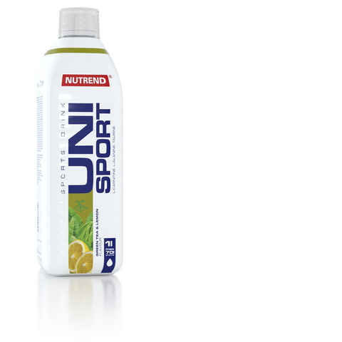 Nutrend Юниспорт / 1000 мл / зеленый чай лимон