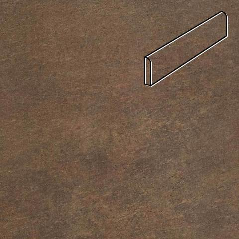 Stroeher - Keraplatte Asar 640 maro 294х73х8 артикул 8108 - Клинкерный цоколь