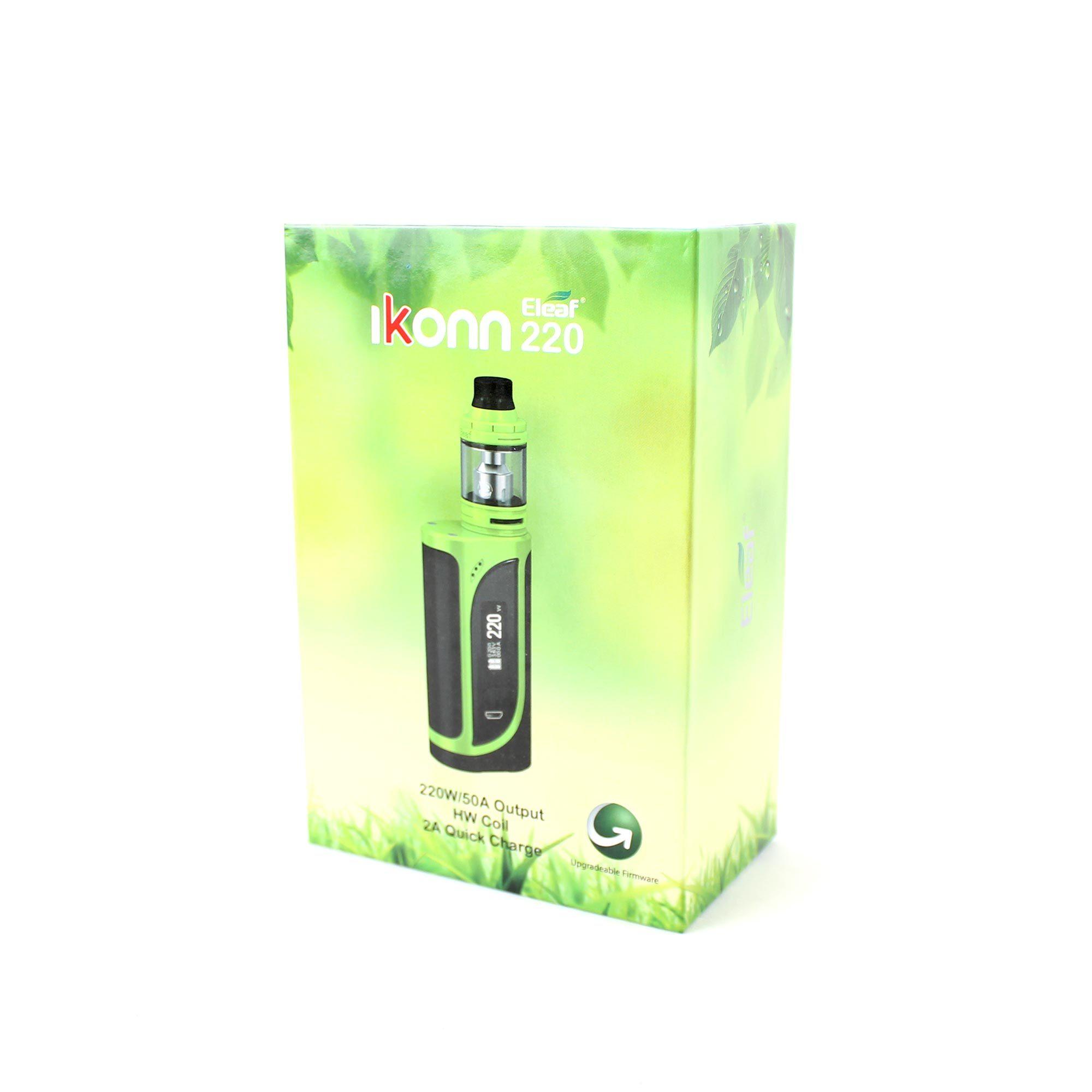 Фирменная коробка Eleaf Ikonn 220 kit