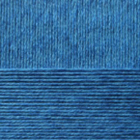 Пряжа Цветное кружево (Пехорка) 26 Василек, фото