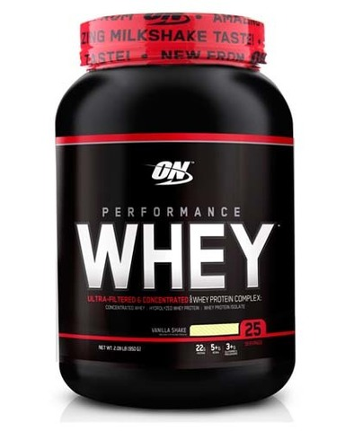 Протеин Optimum Nutrition Performance Whey