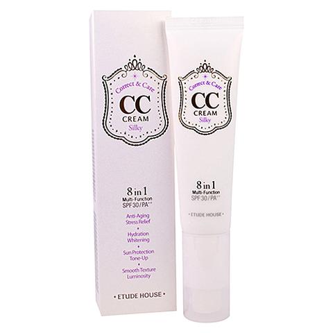 CC Cream Correct&Care Silky #1 Silky