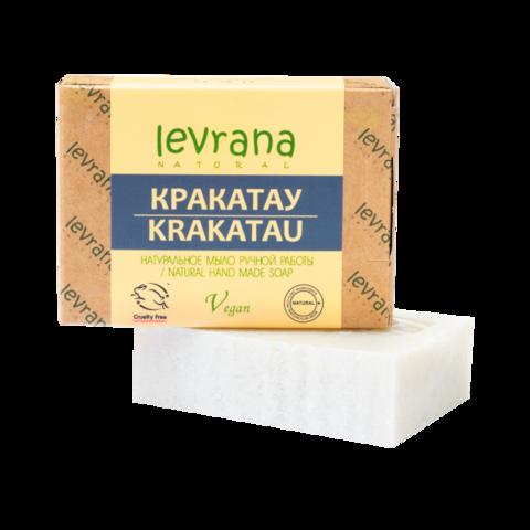 Levrana Натуральное мыло ручной работы Кракатау, 100гр