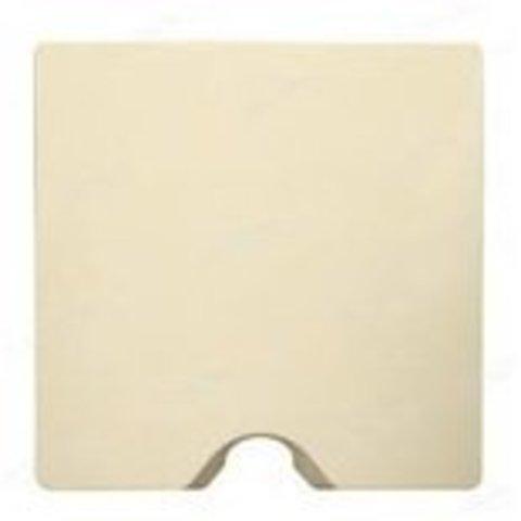 Вывод кабеля с зажимом для кабеля. Цвет Слоновая кость. Legrand Etika (Легранд Этика). 672329