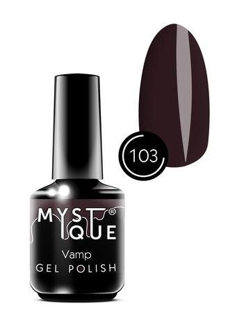 Mystique Гель-лак #103 «Vamp» 15 мл