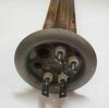 Фланец тэна Термекс, Поларис 66052: 3 контакта, отверстия под датчики температуры