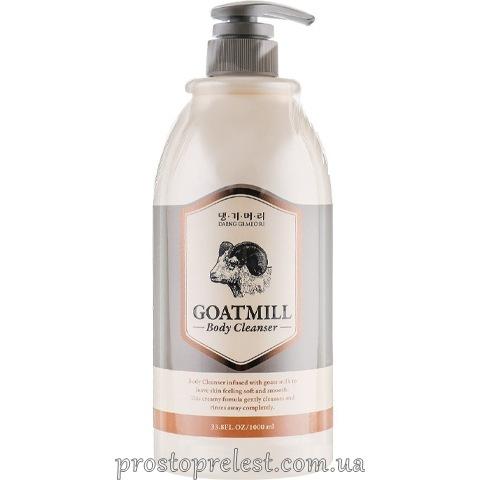 Daeng Gi Meo Ri Goatmill Body Cleanser - Гель для душа на основі козячого молока