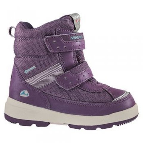 VIKING Play II R GTX  зимние ботинки для девочки Викинг