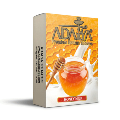 Табак Adalya Honey Milk 50 г
